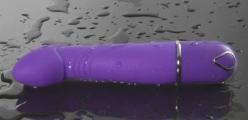Deluxe Vibrator silky soft, G Punkt Vibrator aus Silikon - 7