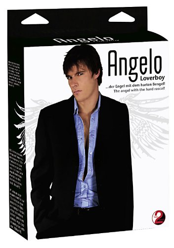Orion 518450 Loverboy Angelo Liebespuppe - 4