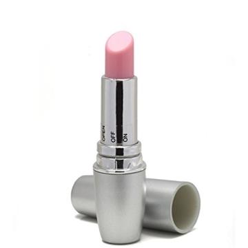 Outop 1 pcs zufällige Farbe Sexspielzeug Taschen Lippenstift Mini Vibratoren Vibration vibrierender Klitoris G-Punkt-Stimulation Stimulieren Stimulator für Frauen - 1