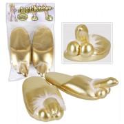 Gold-Penispuschen
